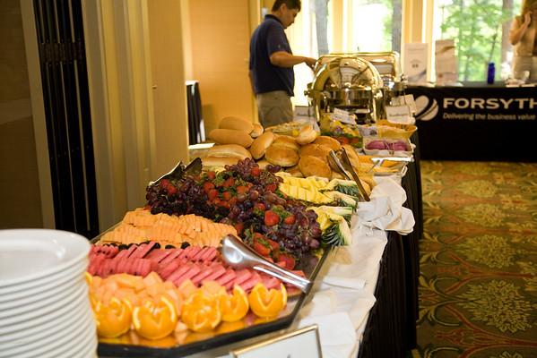 5/19/08 SIM Atlanta Golf - Reception, Awards, and Prizes