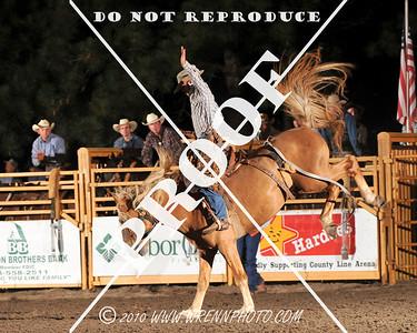 2010 Hemingway pro Rodeo Saturday