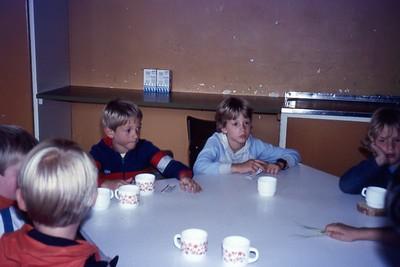 1984-1985 - Kamp - KAB - Poperinge