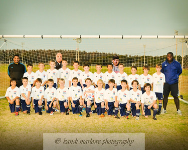 Tampa Bay United Academy U10 Boys