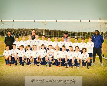 Tampa Bay United Academy U10 Boys