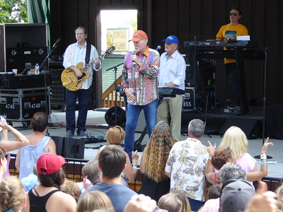 The Beach Boys and PTown Parade August 2015.