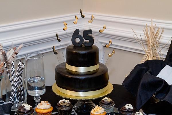 Allen 65th Birthday Celebration