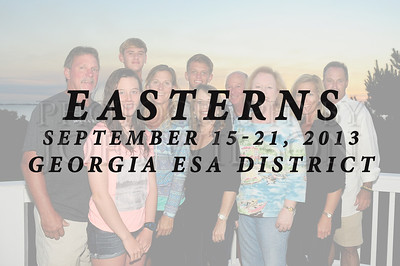 Easterns - Georgia District 2013