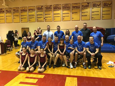 2018-04-11 - Special Olympics Volleyball Fundraiser Hosted By CUSD201-Westmont Police