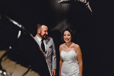 Erin + Erik Warhol Museum Wedding