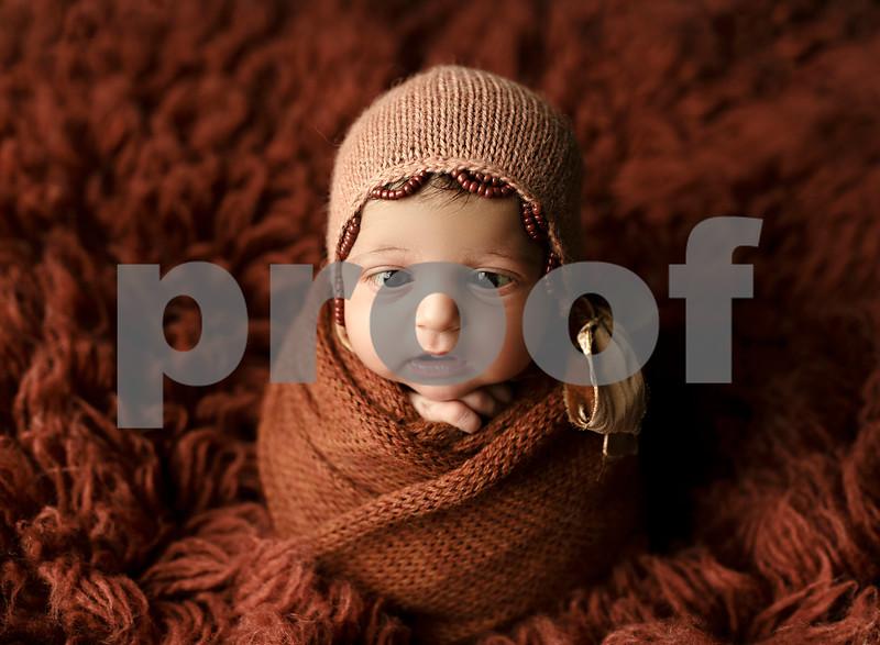 Fatima's newborn session