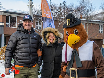 Zack's Place 2018 Turkey Trot - Woodstock, VT