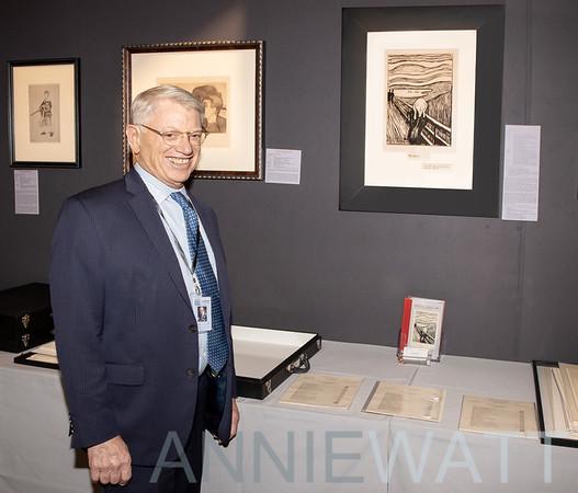 Oct. 24, 2018 Fine Art Print Fair VIP Reception