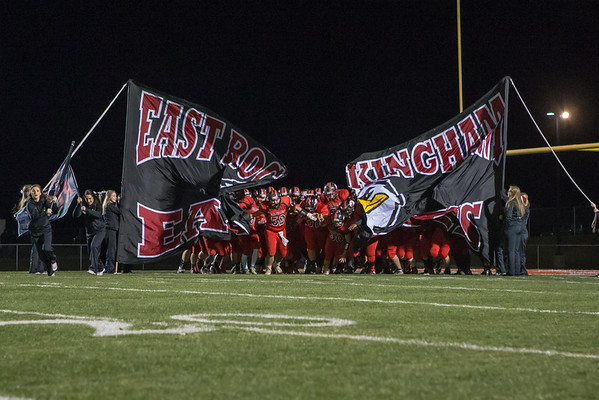 2016 East Rockingham vs Prince Edwards