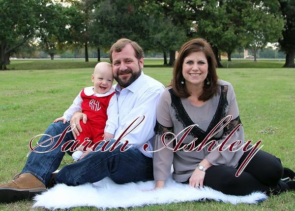 Missy & Walt Stephens family
