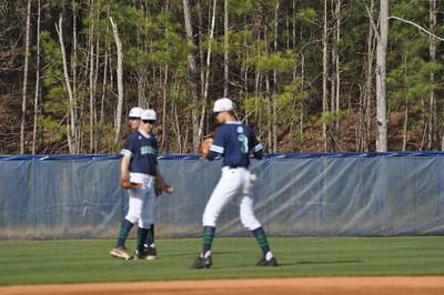 2016 Hoya Varsity Baseball