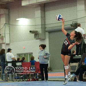 Volleyball Maverick at Indianapolis