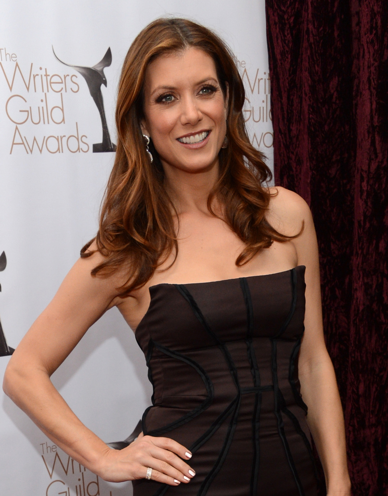 Description of . Actress Kate Walsh arrives at the 2013 WGAw Writers Guild Awards at JW Marriott Los Angeles at L.A. LIVE on February 17, 2013 in Los Angeles, California.  (Photo by Jason Kempin/Getty Images for WGAw)