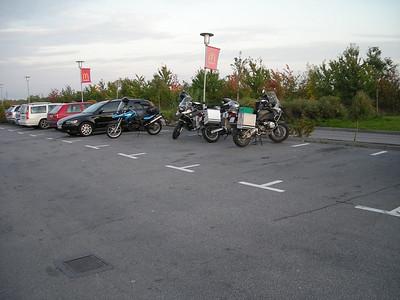 Roadbook i mørke 2008