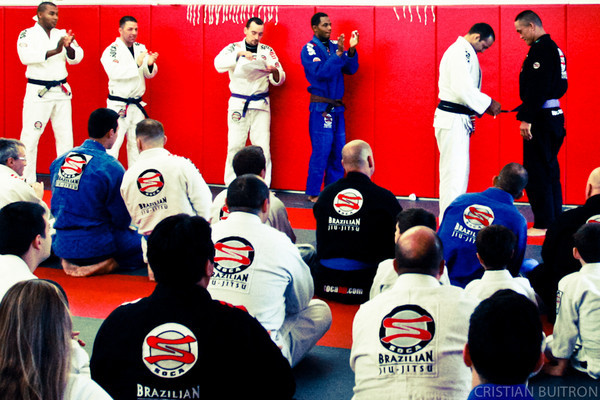 Soca BJJ 2011 Belt Ceremony.