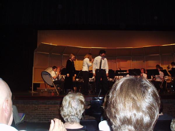 Senior Band Concert