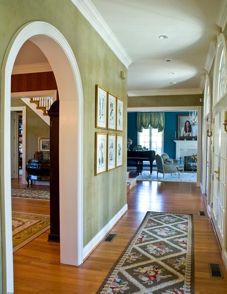 The Reserve, McLean, VA - Designer: Jean R. Smith, ASID