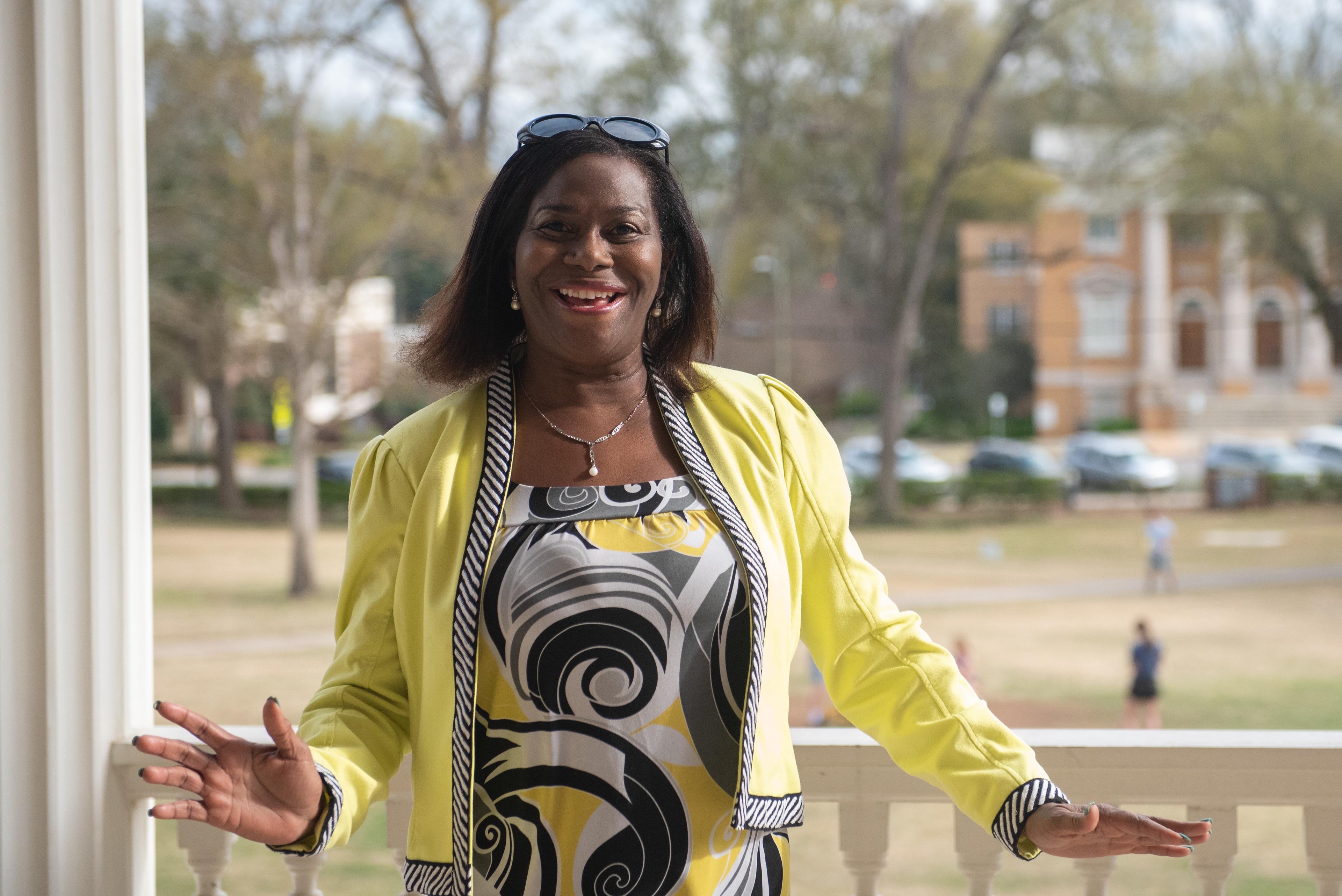 Dr. Sandria Stephenson