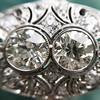 1.75ctw Edwardian Toi et Moi Old European Cut Diamond Ring  15