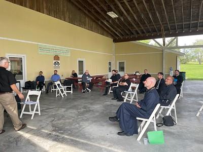 Clergy Educational Retreats (Sep-Oct. 2021)