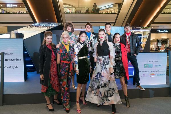 Raffles City Fashion Runway