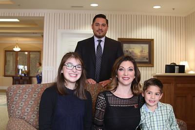 Ryan Pickett Family