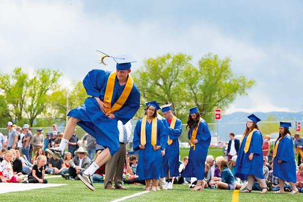 Sheridan High School 2019 Graduation (05-26-2019)