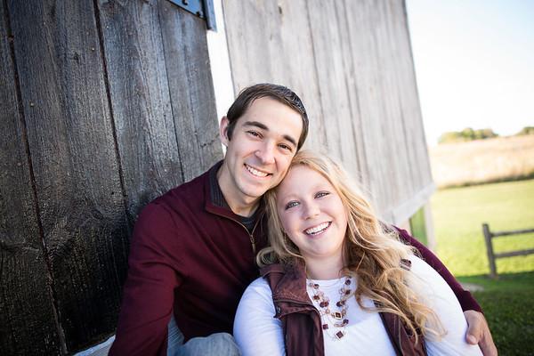 Kelsey & Shane E-Shoot