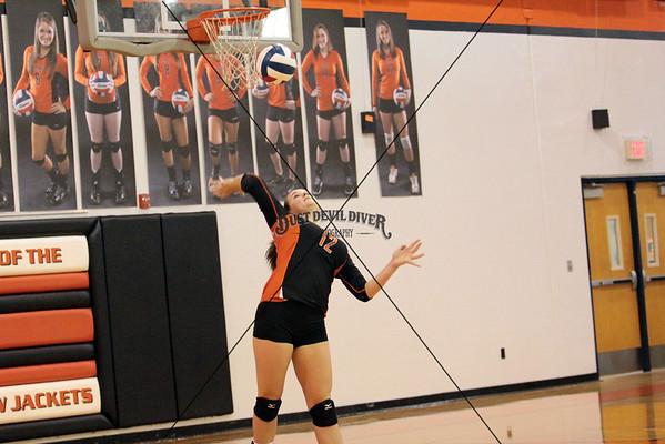 Varsity Volleyball vs Gatesvl