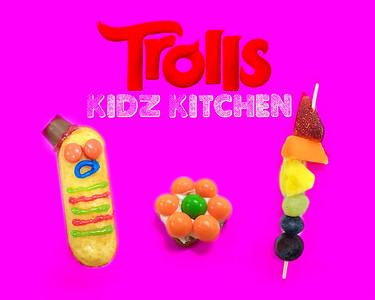 Trolls Kidz Kitchen - April 2017