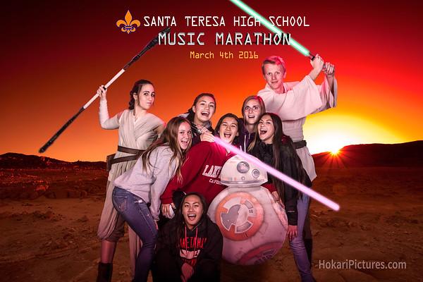 Santa Teresa High School