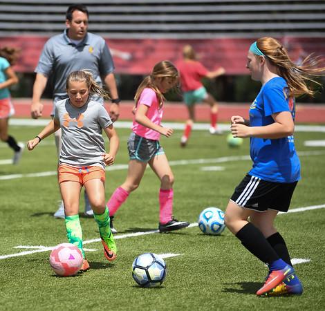 2017 Soccer Camp