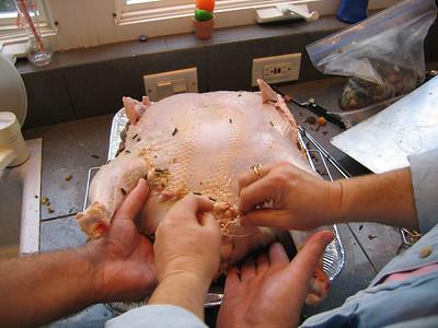 2004 Thanksgiving (Turducken)