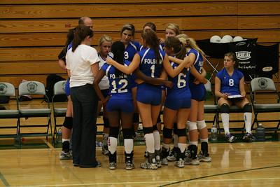 2008 FHS Varsity Volleyball