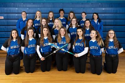 Softball Team Photos