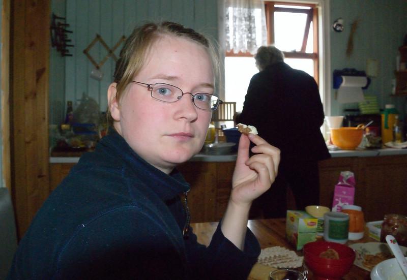 Helga Rebekka.
