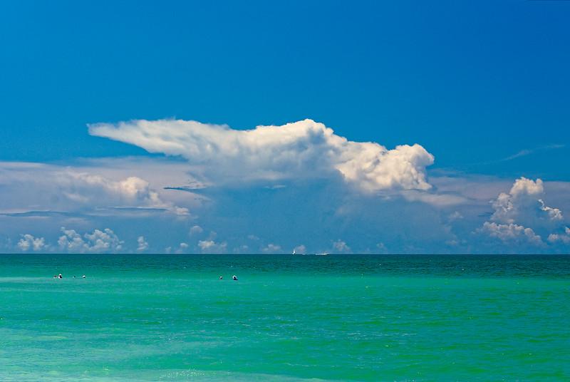West Front - Siesta Key Florida