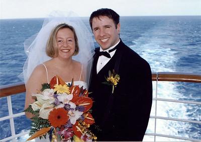 Wedding and Cruise 2003