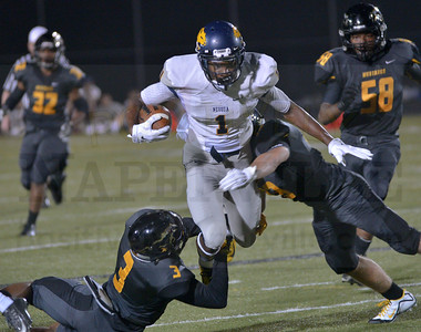 Football: Neuqua at Metea 8/29/2015