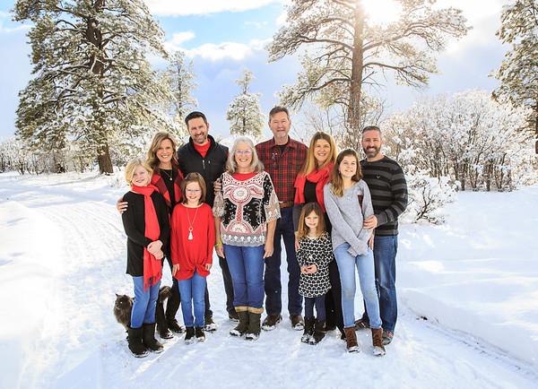 The Buchner Family | December 2020