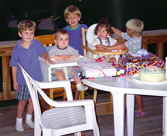 Timmy birthday 1995