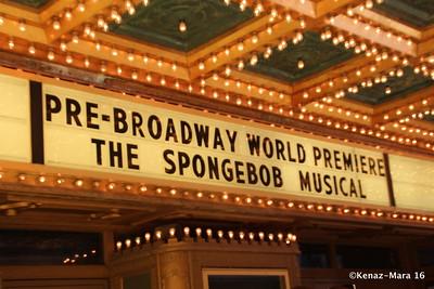 Spongebob the Musical #SpongebobBway