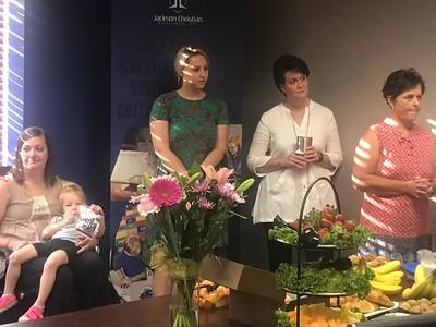 2018 Alice Dahlstrom Reception