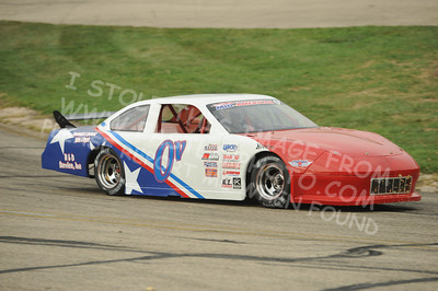 Mid American Stock Car Series Practice & Heat Races