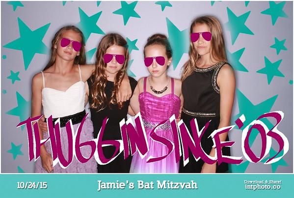 2015-10-24 Jamie's Bat Mitzvah
