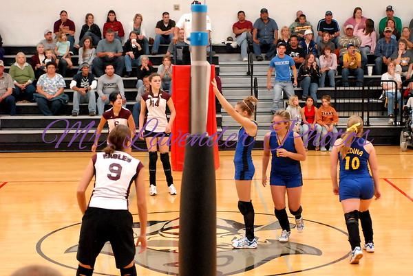 Medina Vs Johnson City Playoffs October 27, 2007