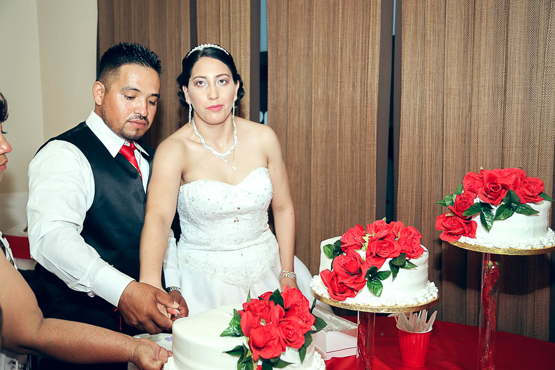 Rosa Elena Wedding