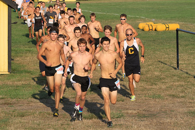 2012 Centerville HS Cross Country (Put It On The Line)