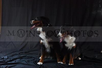 Paw Wrigley and Kacey